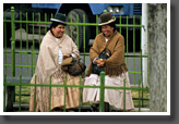 Typical Bolivian Women