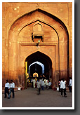 Lahore Gate, Lal Qila (Red Fort)