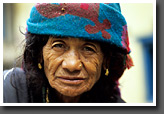 Indian Woman, Darkot